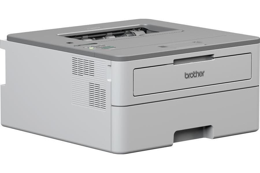 BROTHER laser HL-B2080DW / 1200x1200 dpi / až 34 str./min / černobílá / Tonerbenefit / duplex / tichá / LAN / WiFi / USB