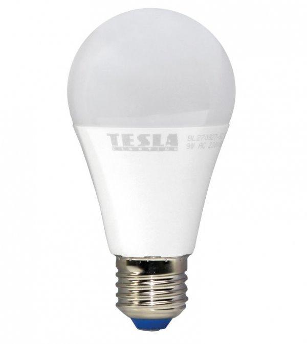 LED žárovka TESLA BULB E27 9W LED žárovka, E27, 230V, 9W, teplá bílá, 806lm, 2700K, stmívatelná