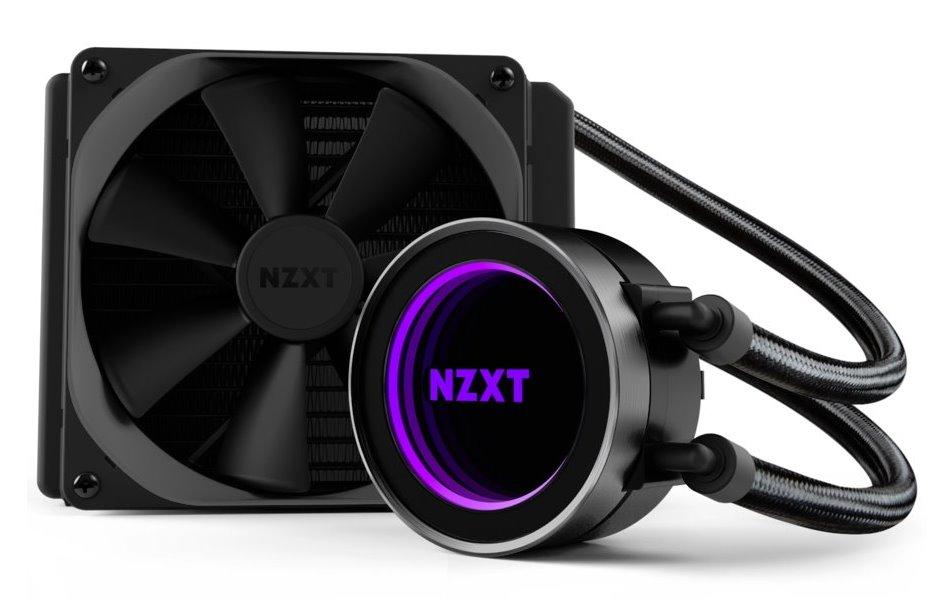Vodní chladič NZXT Kraken X42 Vodní chladič, pro CPU, pro Intel i AMD, 140mm, socket 1150, 1155, 1156, 1366, 2011-3, 2066, FM2, FM1, AM4, AM3+, AM3, AM2+, AM2, 6 let