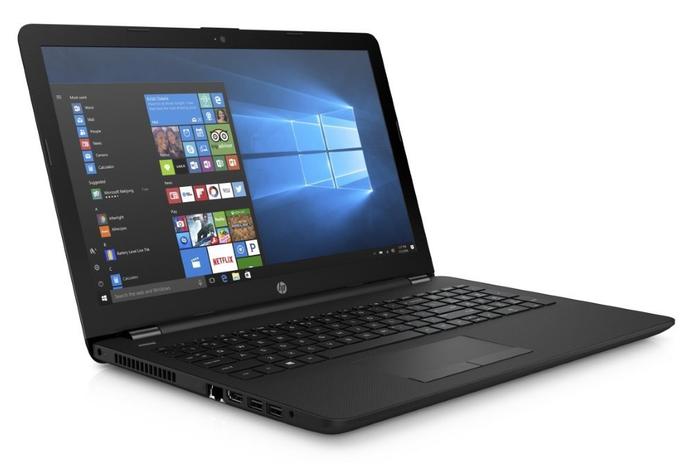 "Notebook HP Pavilion 15-ra056nc Notebook, Celeron N3060, 4GB, 500GB 5400 ot., Intel HD 400, 15,6"" HD SVA, DVD-RW, FreeDOS, černý"
