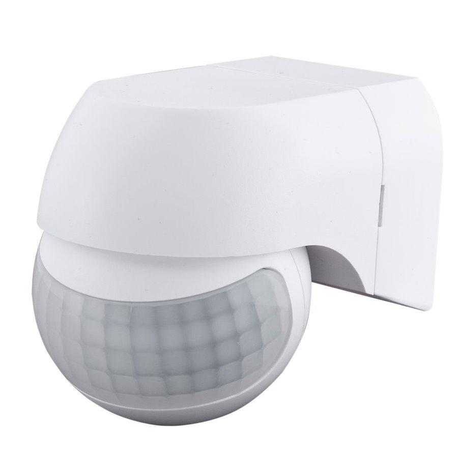 Detektor ELEKTROBOCK CN11 Detektor, snímač pohybu, nástěnný, detekční vzdálenost 12m, venkovní, detekční úhel 140°, napájení 230V AC