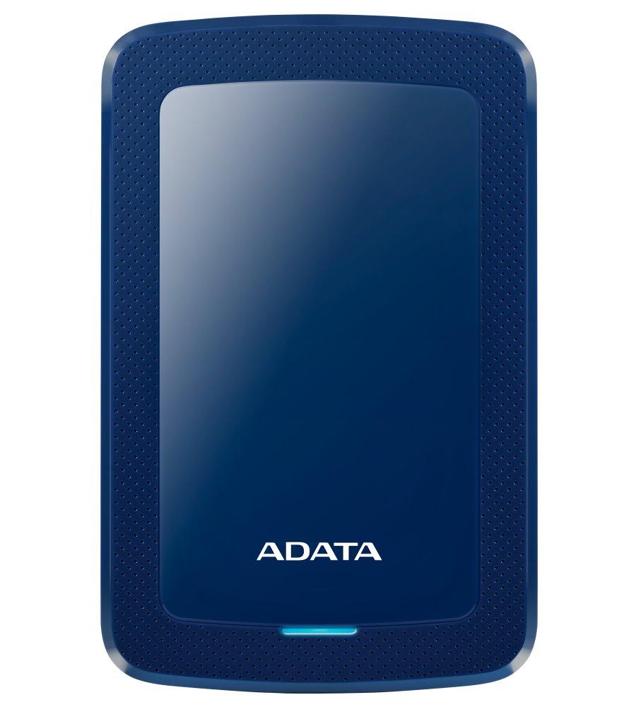 """Pevný disk ADATA HV300 4TB modrá Pevný disk, externí, 4TB, 2,5"""", USB 3.1, modrý"""