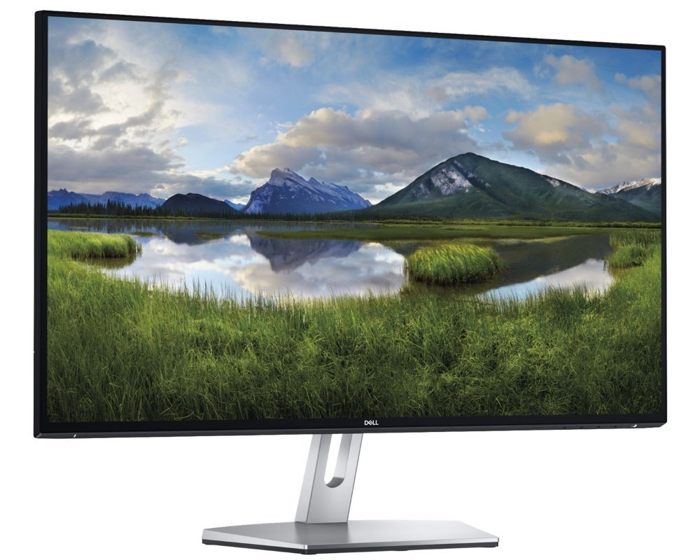 """DELL S2719H/ 27"""" LED/ 16:9/ 1920x1080/ 1000:1/ 5ms/ Full HD/ IPS/ 2xHDMI/ 3YNBD on-site"""
