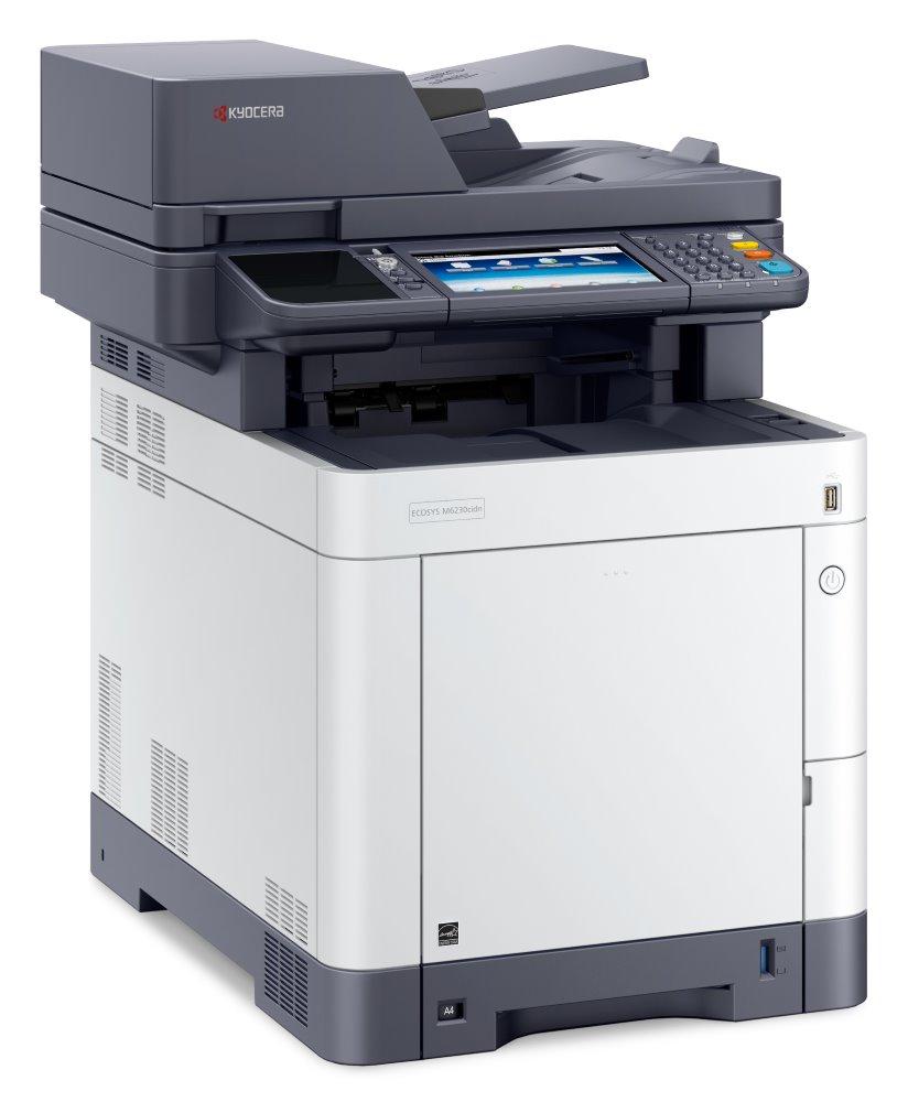 Kyocera ECOSYS M6230cidn/ A4 MFP copy+scan/ bar/ 30ppm/ 1200 dpi/ 1GB/ HyPas/ duplex/ DADF/ USB/ LAN + ton 3500č/2500b