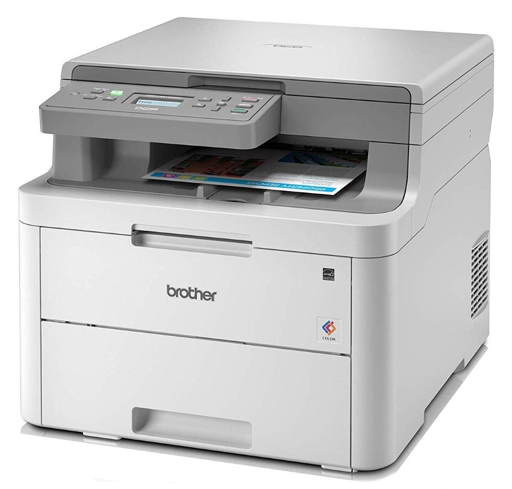 BROTHER DCP-L3510CDW/ A4/ 18 str/ ADF/ LED/ Print/ Copy/ Scan/ Duplex/ Wi-Fi/ USB