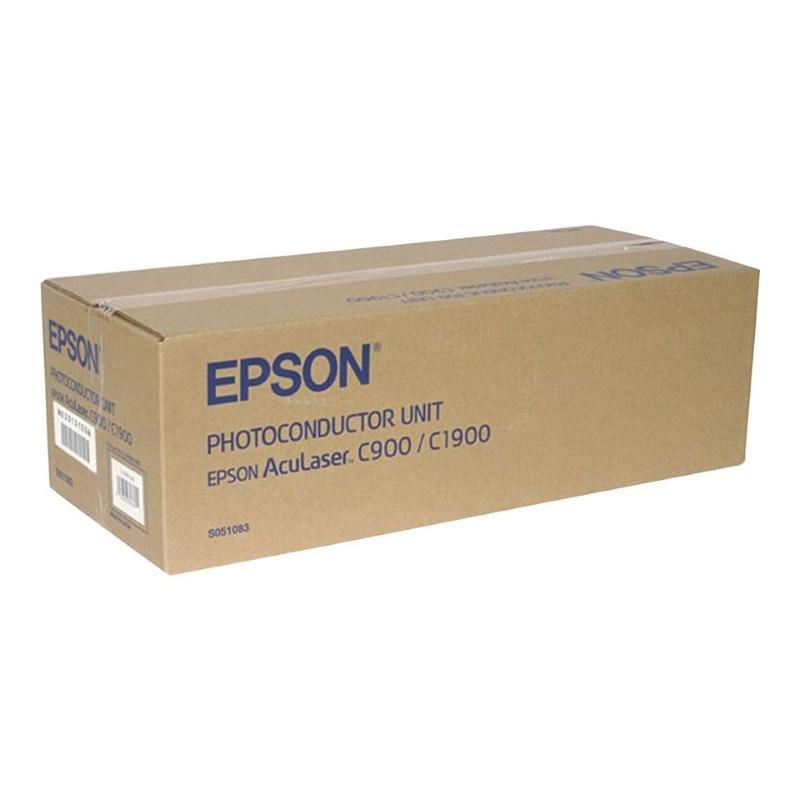 Tiskový válec Epson Photoconductor C900 Tiskový válec, pro tiskárny Epson AcuLaser C900, C1900, 45000 stran černobíle, 11250 stran barevně C13S051083