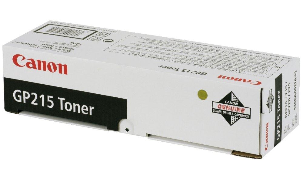 Toner Canon GP-210 pro GP-210,215, 220, 225, 9600 stran, Černý 1388A002