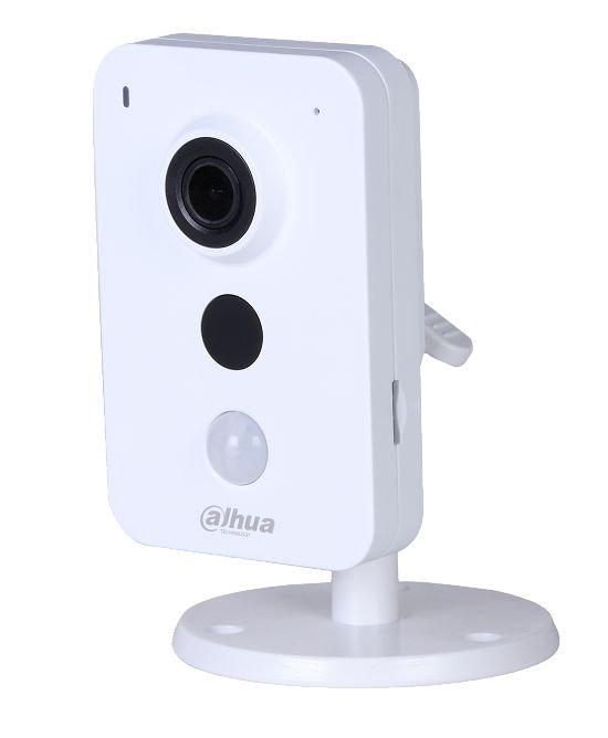 OPRAVENÉ -  DAHUA IPC-K26 IP kamera 2Mpix/ úhel 106st/ H.265/ IR10m/ uSD/ WiFi/ mic+repro/ PIR čidlo/ alarm/ ...