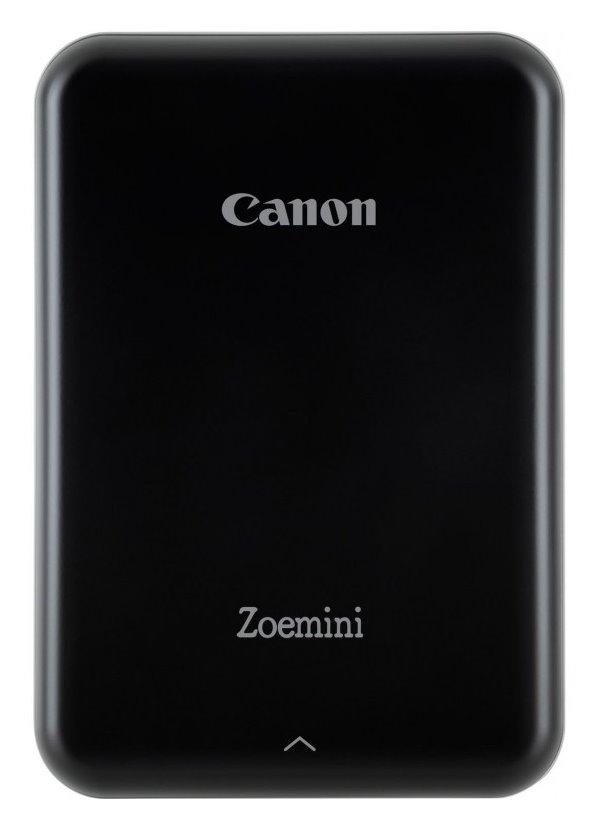 Canon Zoemini fototiskárna PV-123, černá