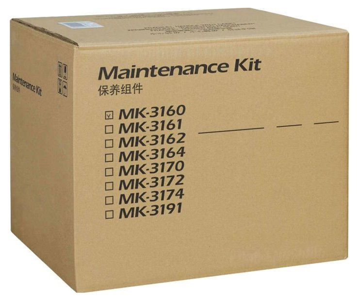 Kyocera Maintenance kit na 300 000 A4, pro ECOSYS P3045dn