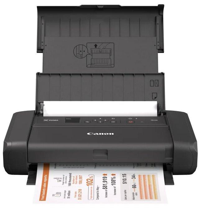 Canon PIXMA TR150/ A4/ 4800x1200/ Wi-Fi/ Přenosná - s baterií