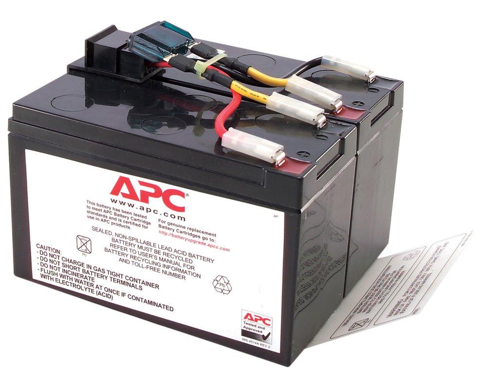 Baterie APC Battery kit RBC48 Baterie, pro UPS, kit RBC48, pro SUA750, SUA750I, SUA750US RBC48