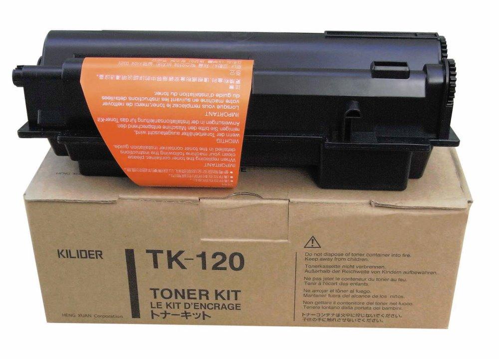 Toner Kyocera TK-120 pro FS-1030D, černý, 7200 str. TK-120