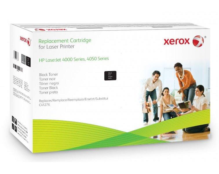 Toner Xerox za HP 27X C4127X černý Toner, kompatibilní s HP C4127X, 10000 stran, černý 003R95921