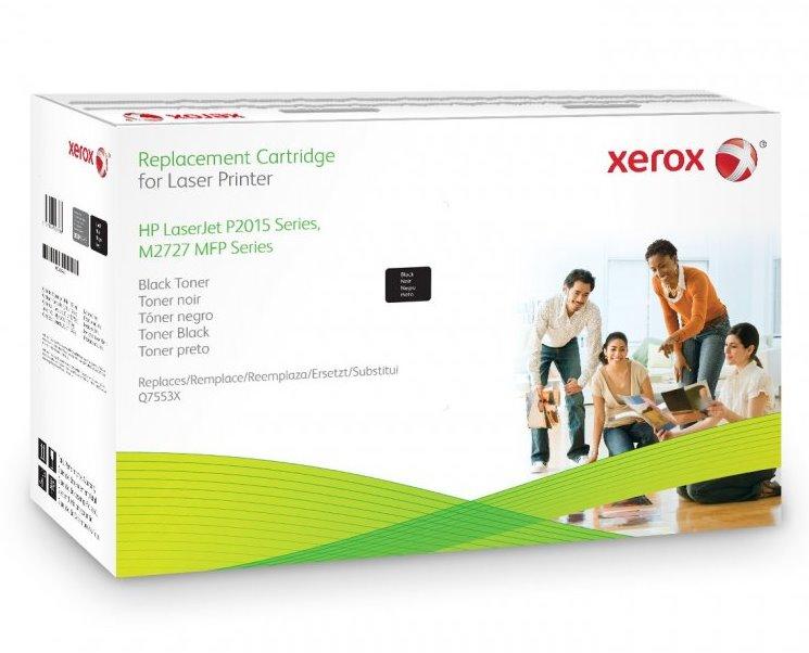 Xerox alternativní toner za HP Q7553X (černá,7.000 str) pro LJ P2015, M2727