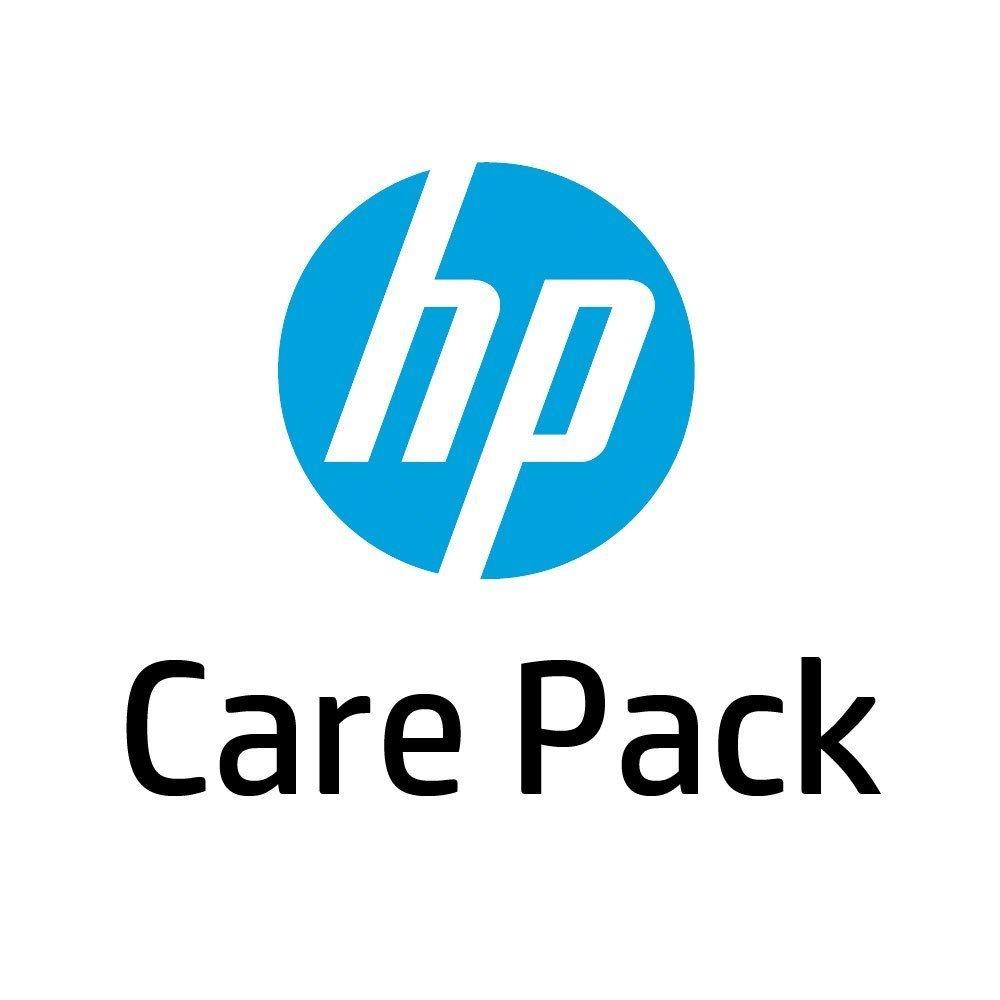 Rozšíření záruky HP E-carepack 4 roky Rozšíření záruky, 4 roky, NextBusDay Medium Monitor HW Supp U7934E