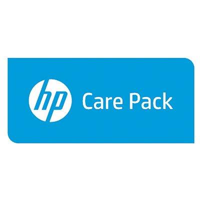 Rozšíření záruky HP 5y NextBusDay Large Monitor Rozšíření záruky, na 5 let, NextBusDay, Large Monitor, HW Supp U7937E