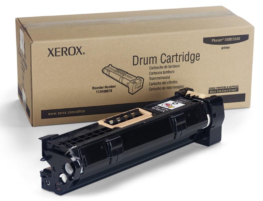 Tiskový válec Xerox Phaser 5500 Tiskový válec, pro tiskárnu Xerox Phaser 5500, 60000 stran