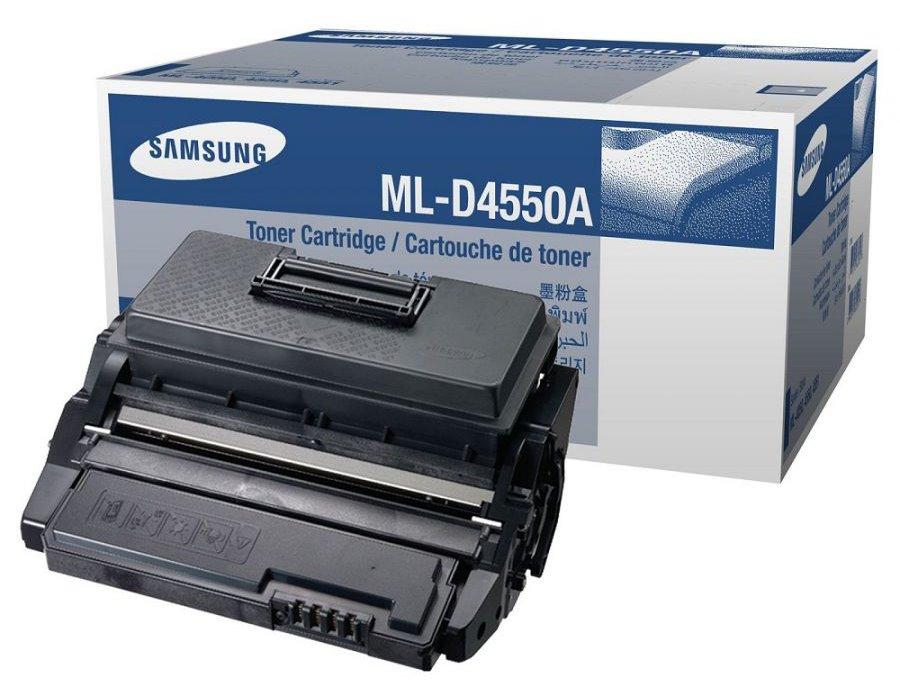 Toner SAMSUNG pro ML-4050,4550,4551 černý,20.000 stran ML-D4550B/ELS