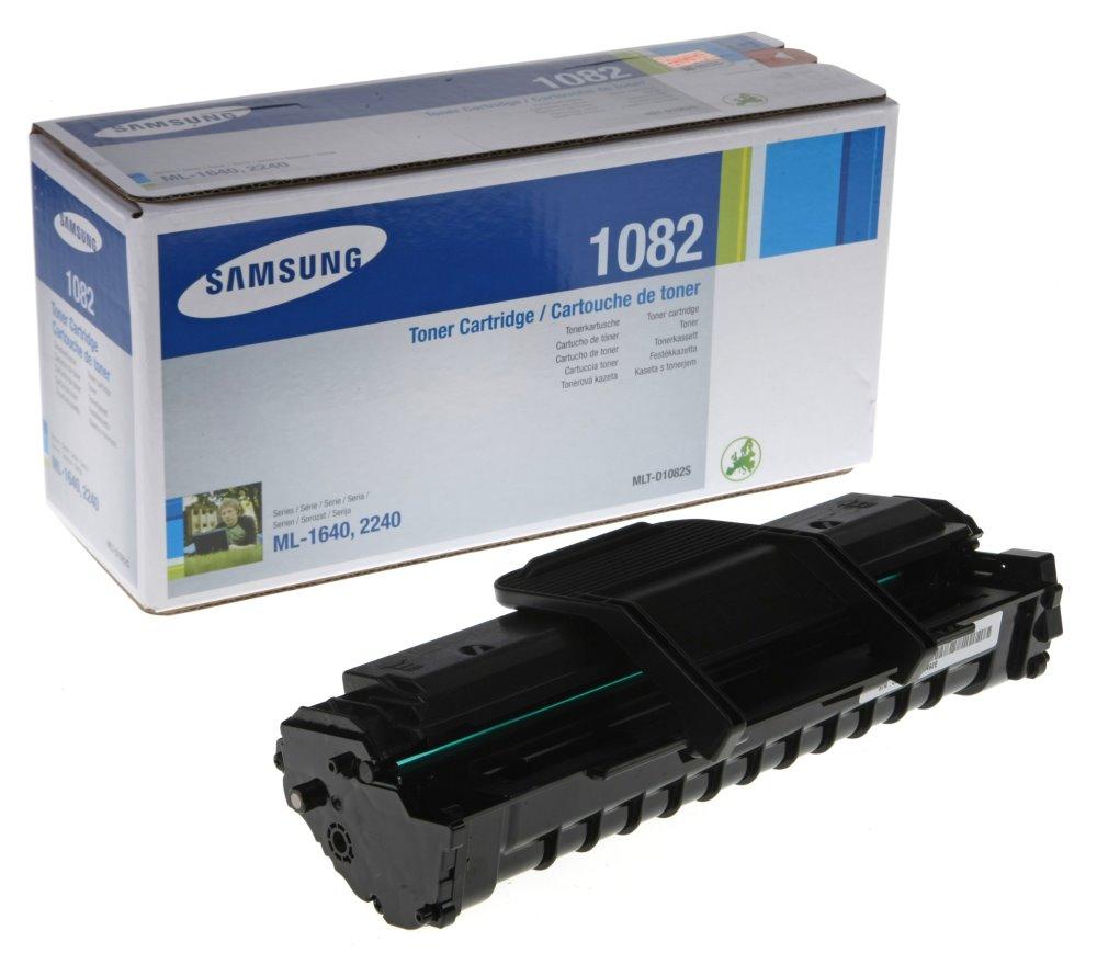 Toner SAMSUNG MLT-D1082S černý Toner, pro SAMSUNG ML-1640 , ML-2240, 1500 stran, černý MLT-D1082S/ELS