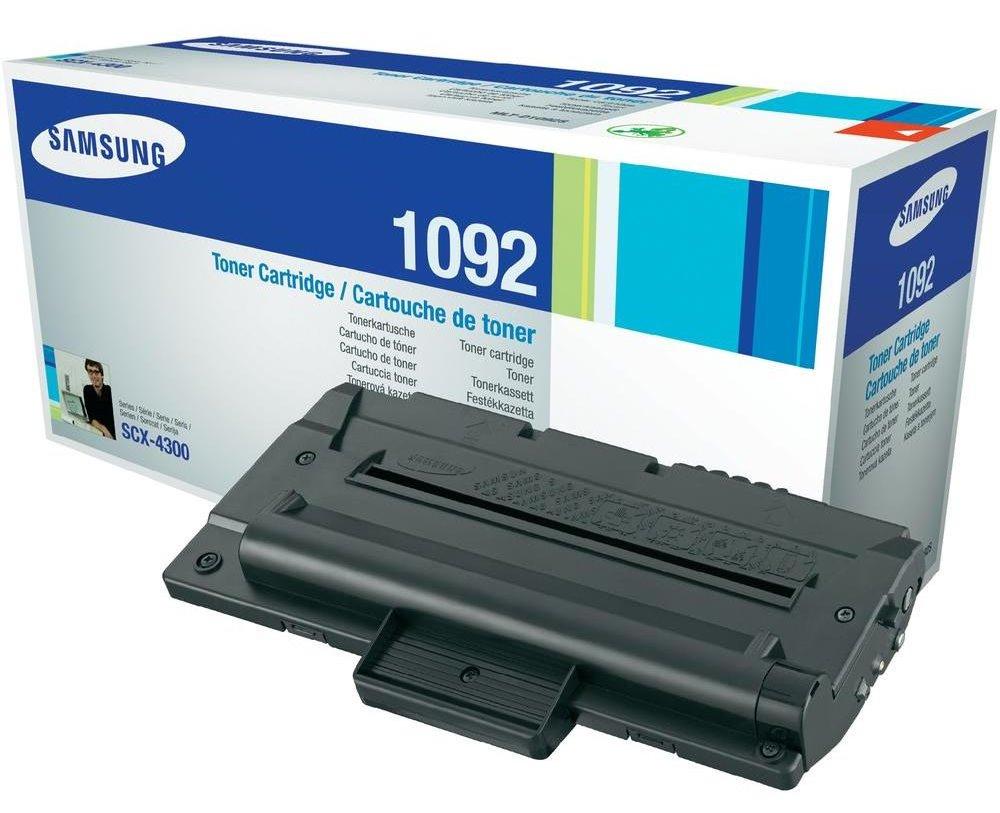 Toner SAMSUNG MLT-D1092S černý Toner, pro SAMSUNG SCX-4300, 2000 stran, černý MLT-D1092S/ELS