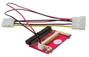 Řadič Kouwell ST-317 Řadič, adaptér, Duo Compact flash, připojení IDE ST-317