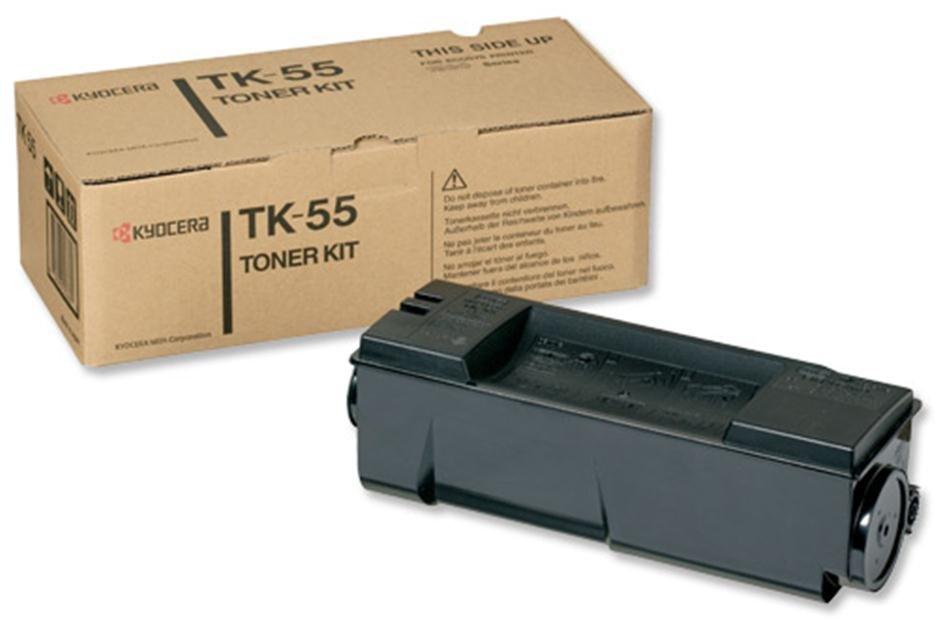 Toner Kyocera TK-55 pro FS-1920, černý, 15 000 str. TK-55