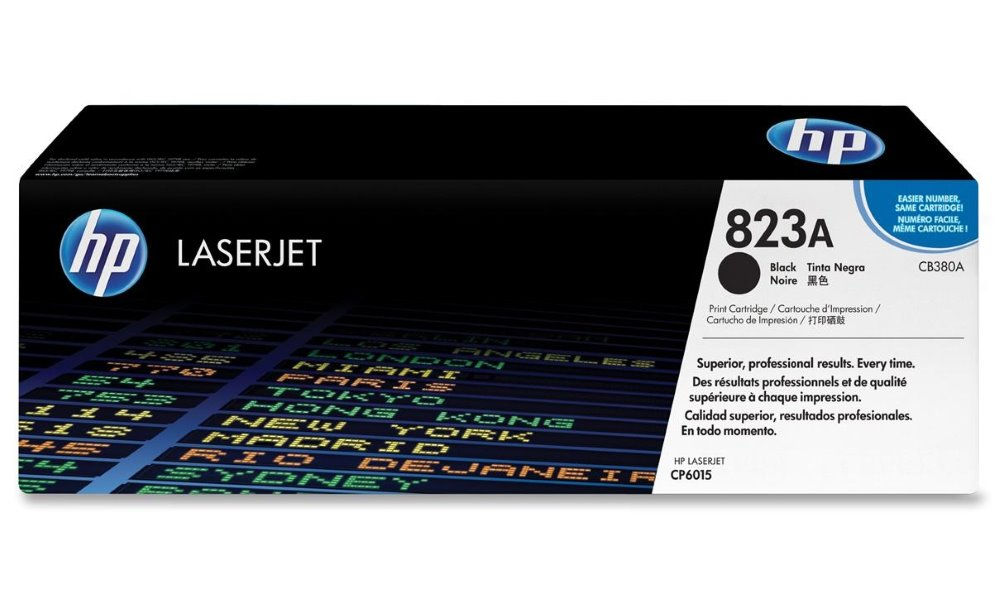 Toner HP CB380A černý CB380A