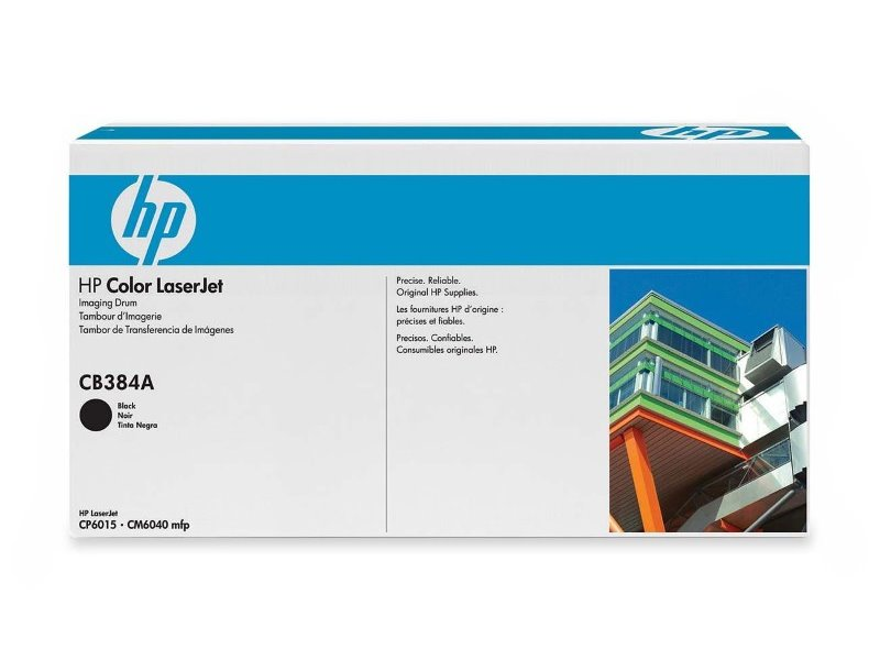 Tiskový válec HP CB384A Tiskový válec, pro tiskárnu HP Color LaserJet CM6040, 35000 stran CB384A