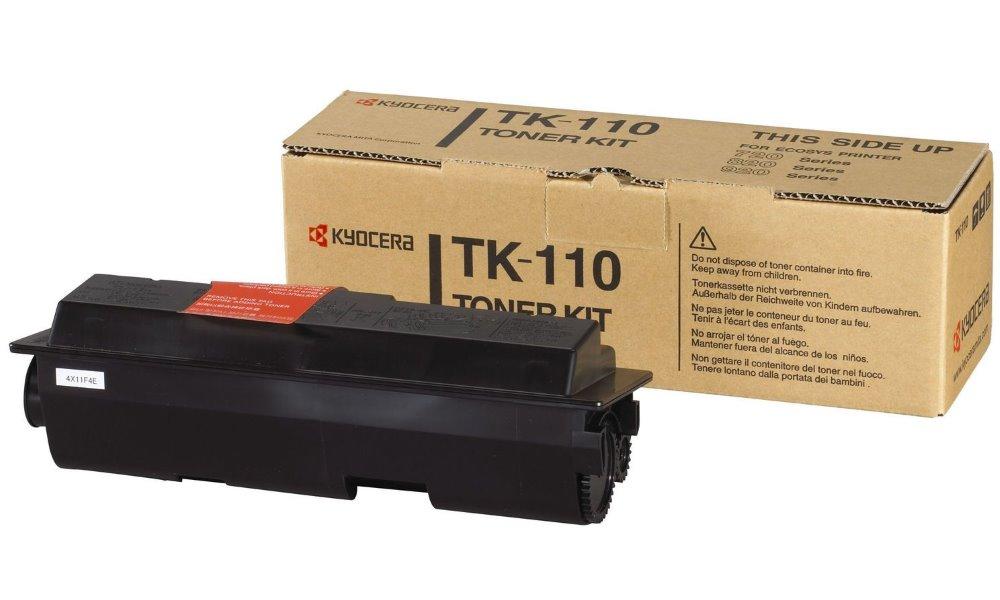 Toner Kyocera TK-110 pro FS-1016, 720, 820, 920, černý, 6 000 str. TK-110