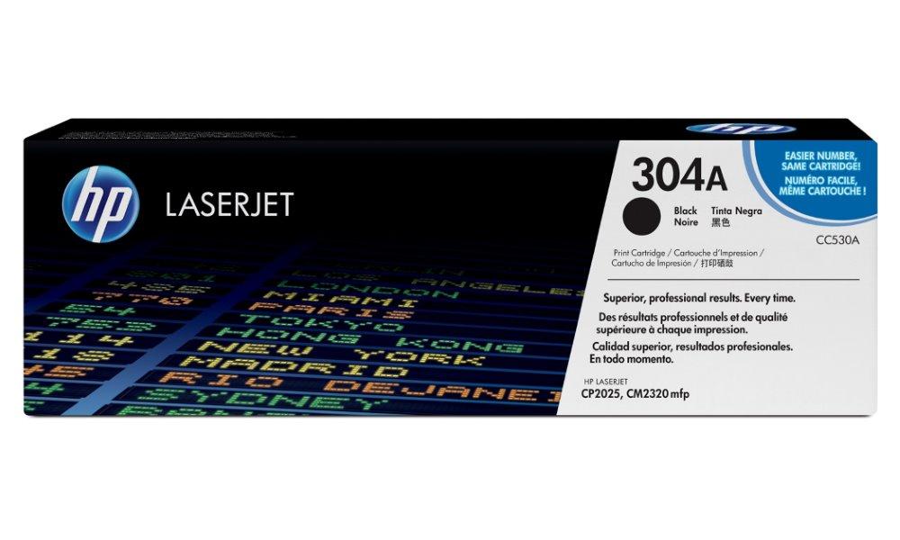 Toner HP CC530A černý CC530A