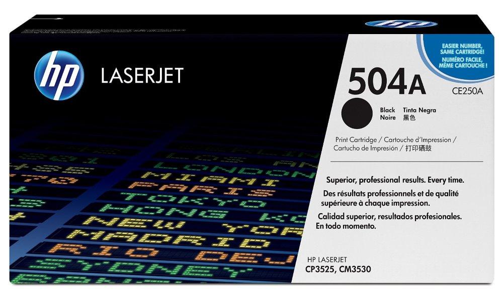 Toner HP CE250A černý, 5000 str. CE250A