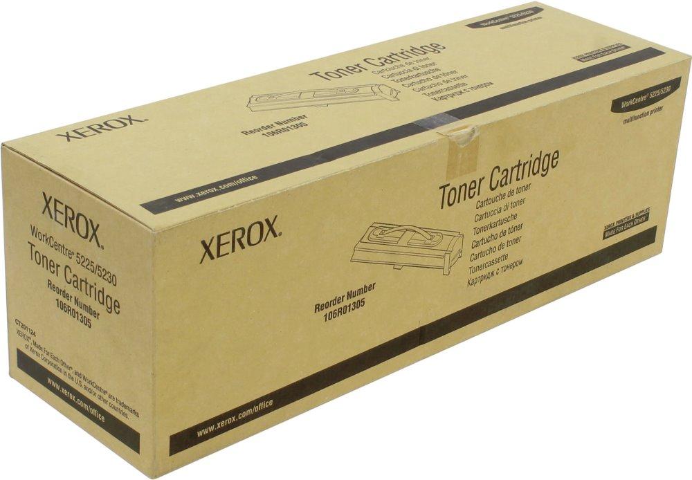 Toner XEROX pro WorkCentre,5225, 5230 Kohaku 30.000 str. 106R01305