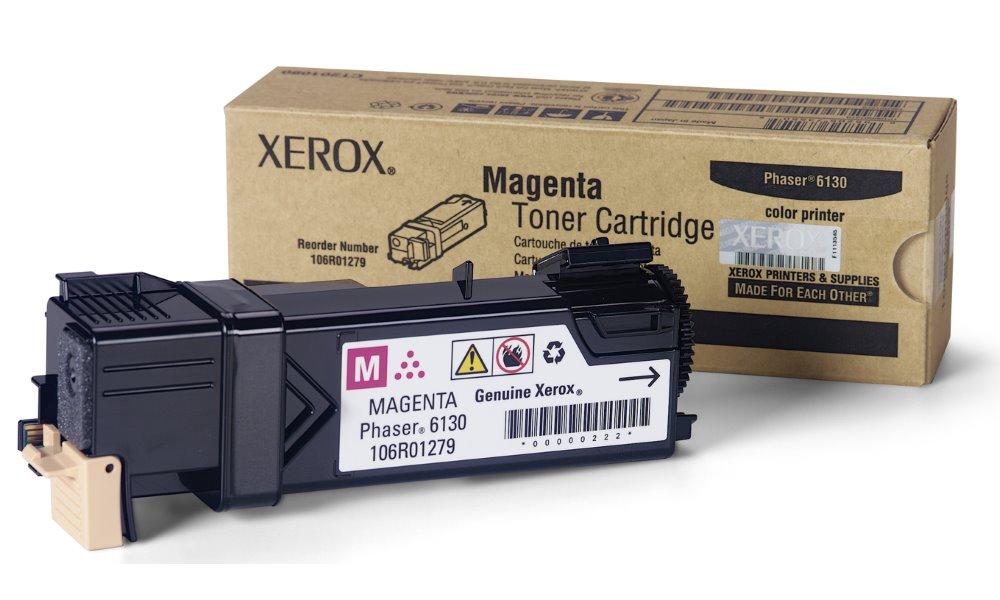 Toner XEROX červený pro Phaser 6130 2.000 str. 106R01283