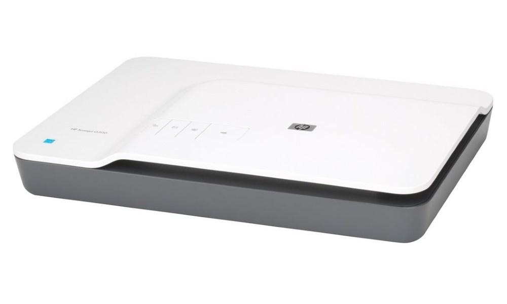 Skener HP Scanjet G3110 Skener, stolní, A4, 4800x9600, USB 2.0, adaptér transp. předloh L2698A