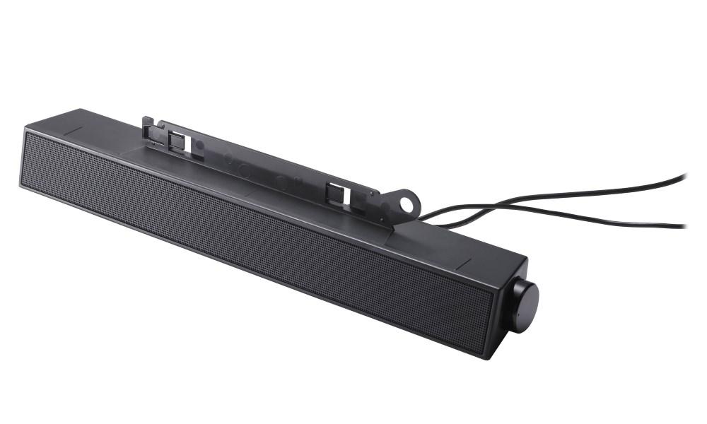 Reproduktor DELL AX510 Reproduktor, k monitoru, Ultrasharp a Professional, černý 520-10703