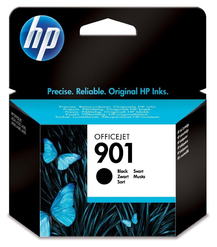 Cartridge inkoustová náplň HP 901 HP inkoustová kazeta černá CC653AE CC653AE