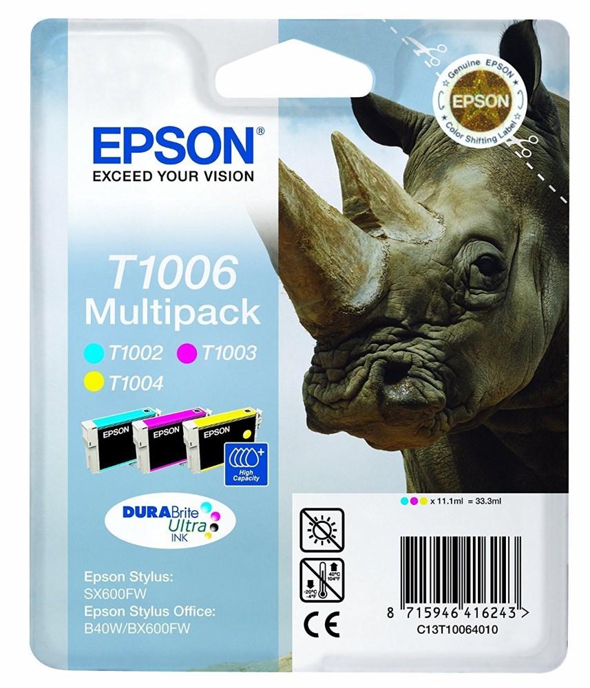 Cartridge inkoustová náplň Epson C13T10064010