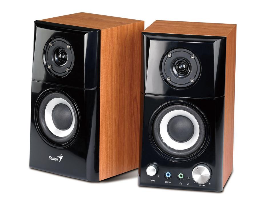 Reproduktory Genius SP-HF 500A Reproduktory, 14 W, dřevěné 31730905100