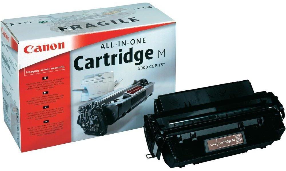 Toner Canon CRG-M CARTRM Toner, 5000 stran, černý 6812A002