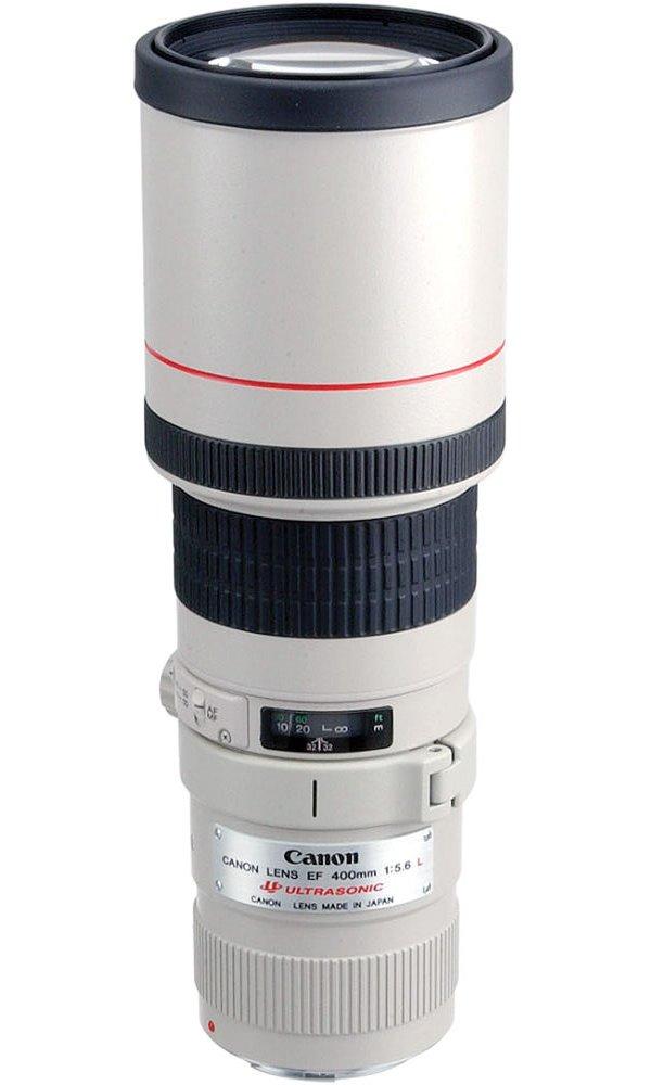 Objektiv Canon EF 400 mm f/5,6 L USM Objektiv, EF, 400 mm, f/5,6 L, USM, set 2526A021AA