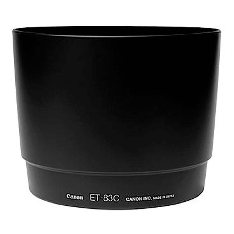 Sluneční clona Canon ET-83C Sluneční clona pro objektiv Canon EF 100-400mm f/4.5-5.6L IS USM 2707A001AA