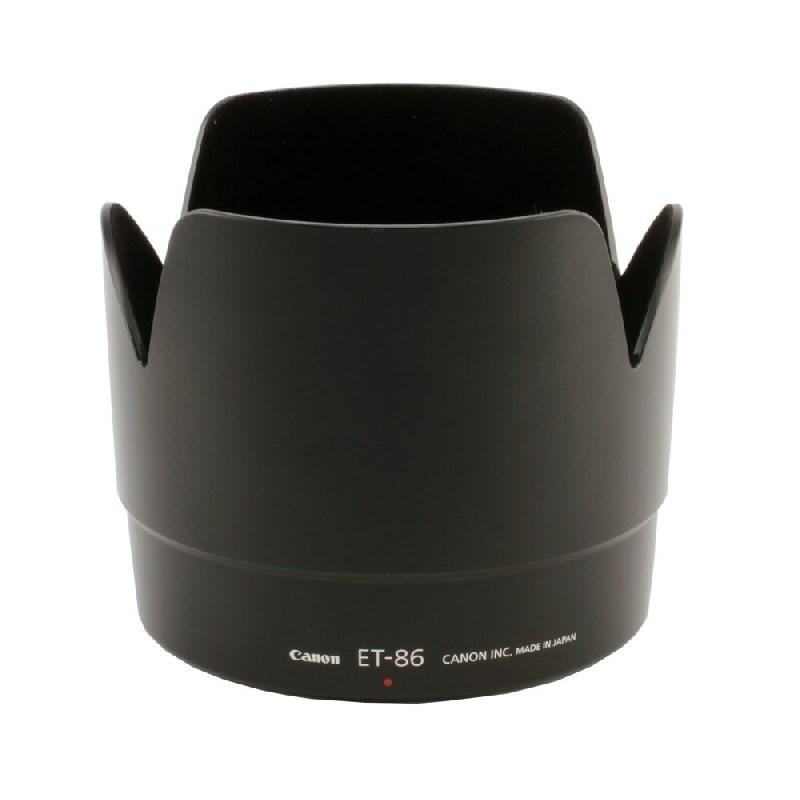 Sluneční clona Canon ET-86 Sluneční clona pro objektiv Canon EF 70-200mm f/2.8L IS USM 6746A001AA