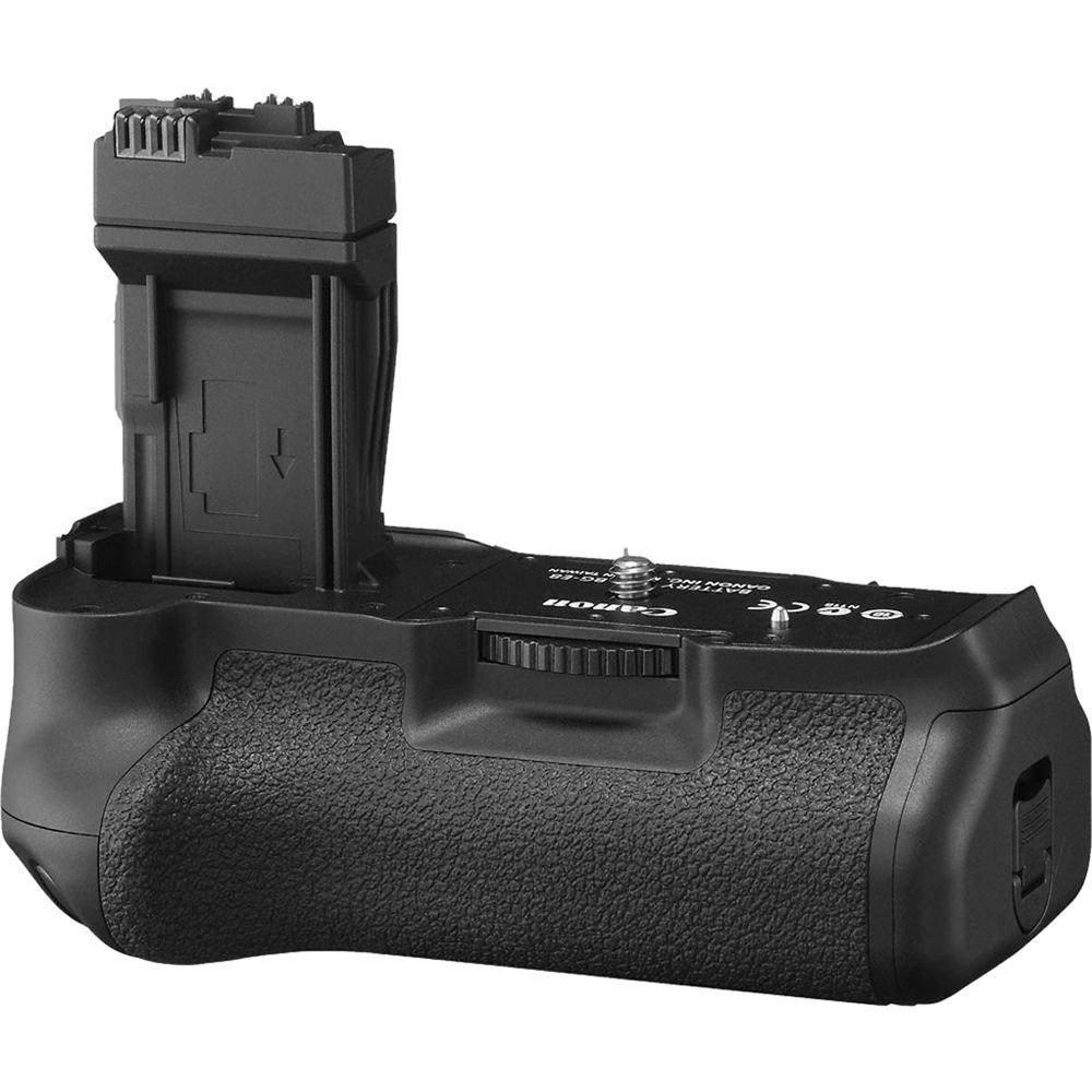 Battery grip Canon BG-E8 Battery grip, pro fotoaparát Canon EOS 500D, EOS 550D, EOS 600D 4516B001AA