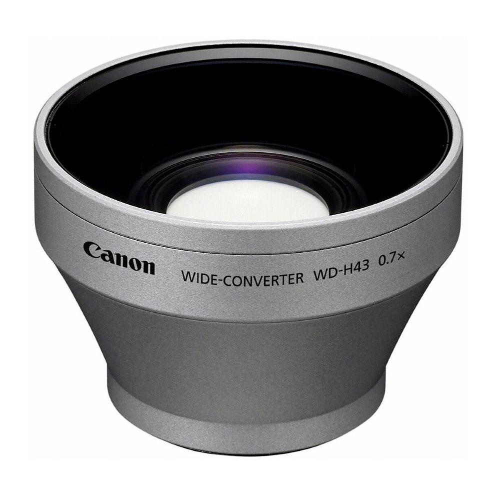 Širokoúhlý konvertor Canon WD-H43 Širokoúhlý konvertor, kompatibilní s HV 20 2072B001AA
