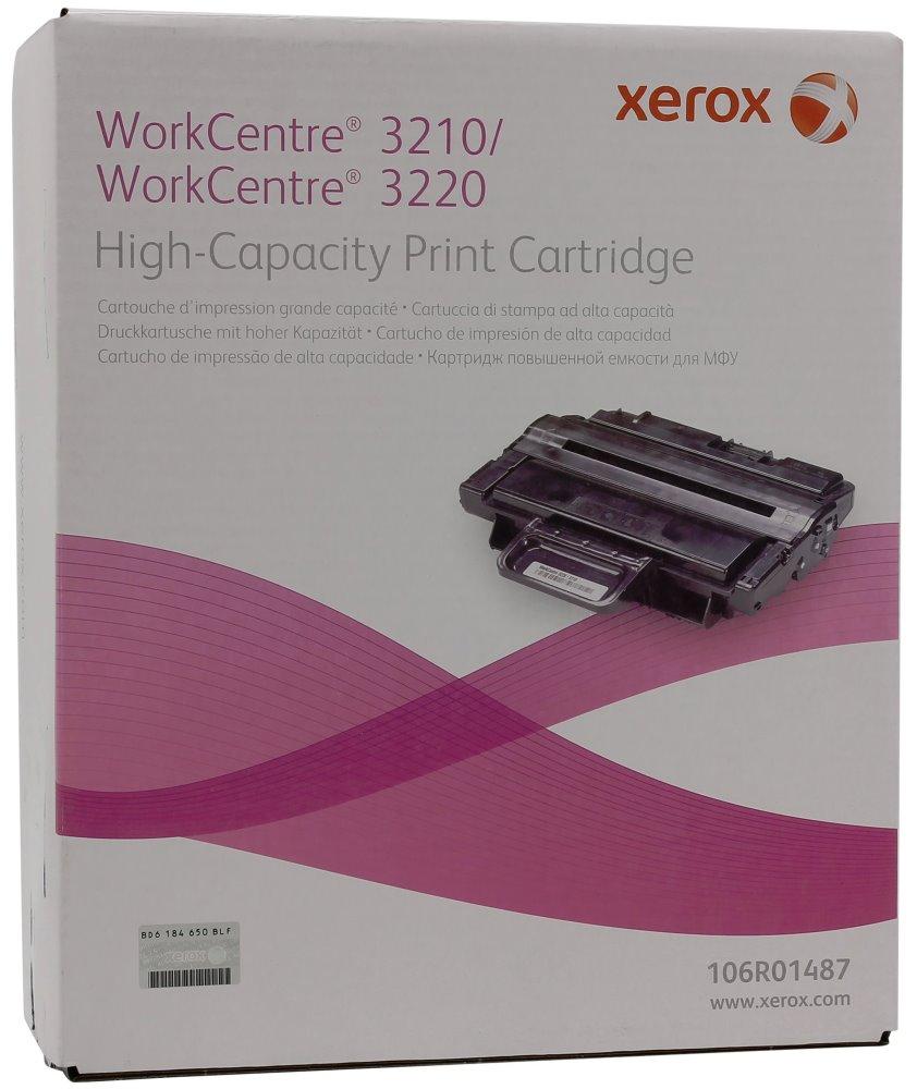 Xerox original toner Phaser 3210MFP/ 3220MFP/ černý/ 4100s