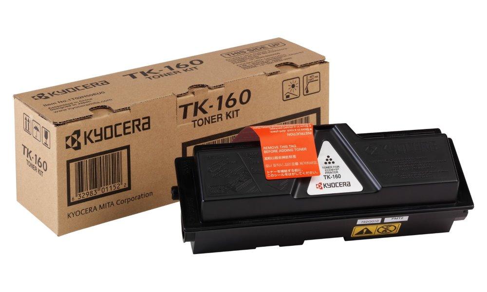 Toner Kyocera TK-160 , FS-1120D, 2500stran, Černý TK-160
