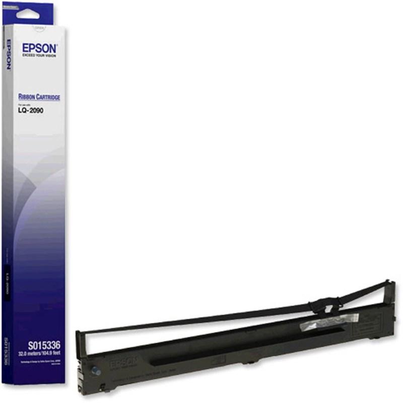 Páska do tiskárny EPSON C13S015336 černá Páska do tiskárny, pro Epson LQ-2090, černá C13S015336