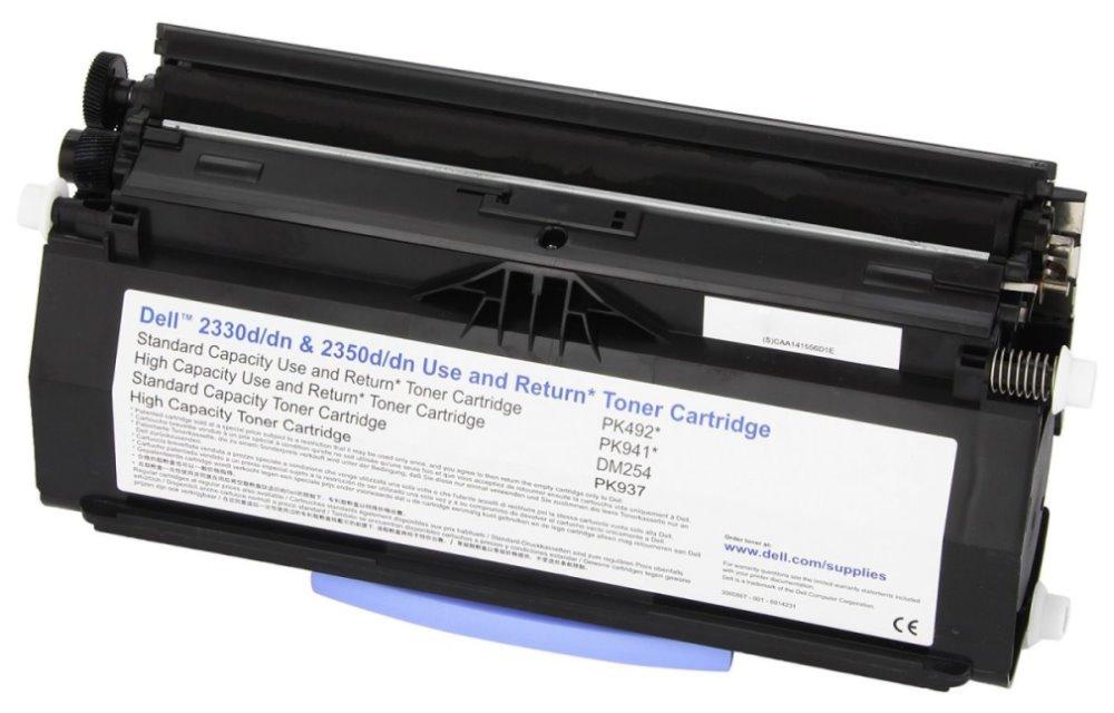 Toner DELL pro 2330d, 2330dn, 2350d, 2350dn, Use and Return 2000 str. 593-10337