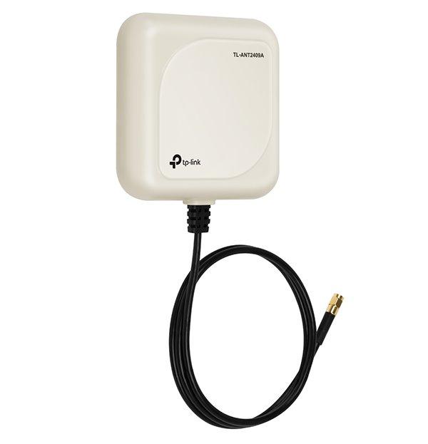 Anténa TP-Link TL-ANT2409A Anténa, panelová, 2.4 GHz, 9 dBi, indoor, 1 m pigtail